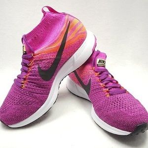 100% authentic fb095 29675 Nike Shoes - Nike Zoom Pegasus All Out Flyknit Athletic Mesh